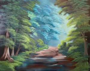 3 spaces left - Lilac Studio - Bob Ross - After the Rain @ Lilac Studio in New Castle   Muncie   Indiana   United States