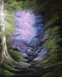FULL - Lilac Studio - Bob Ross - Mother's Day Event @ Lilac Studio in New Castle   Muncie   Indiana   United States