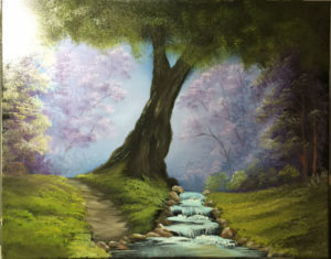 FULL - Lilac Studio - Bob Ross - Serenity @ Lilac Studio in New Castle | Muncie | Indiana | United States