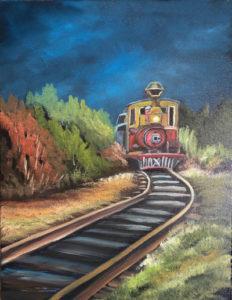 Gallery 119 - Pendleton Artists Society - Night Train @ Gallery 119 - Pendleton Artists Society | Pendleton | Indiana | United States